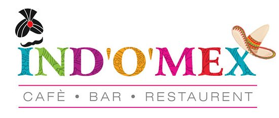 Ind'O'Mex: bar with food