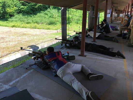 Urausu International Rifle Shooting Range