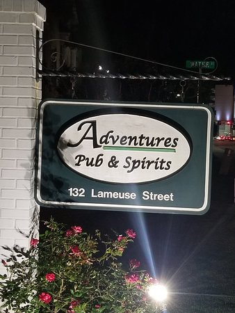 Adventures Pub & Spirits: Two nights in a row! #ExcellentChargrilledOysters #RoyalRedsShrimp