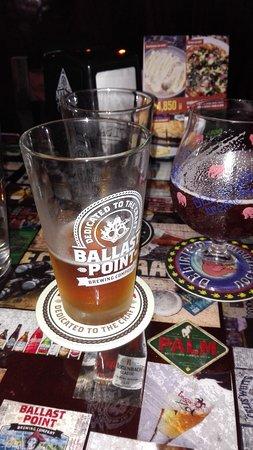 Excelente cerveza