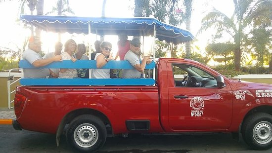 Mazatlan RedTruck Group Tours