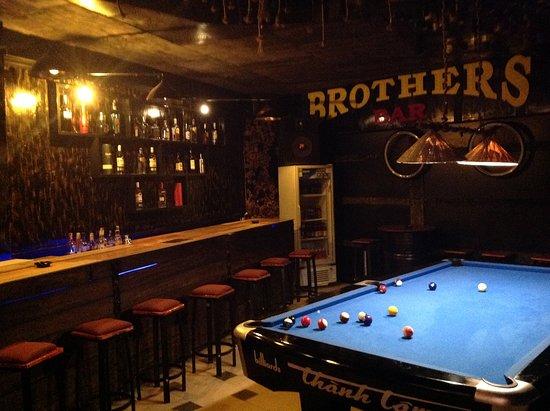 In dalat sports bar