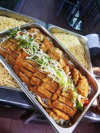 PasTaco&CurryTaco Restaurant: buffet