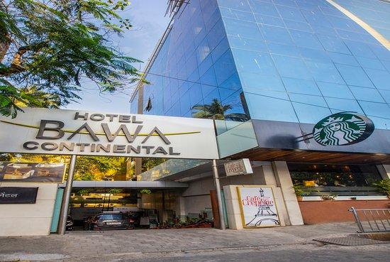 Hotel Bawa Continental Mumbai Hotel Reviews Photos Rate