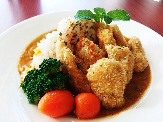 PasTaco&CurryTaco Restaurant: chicken curry rice