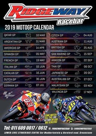 Motogp Calendar 2019 Tickets MotoGP 🇨🇿 on Twitter Provisional 2019
