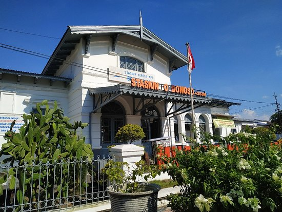 Museum Kereta Api Bondowoso