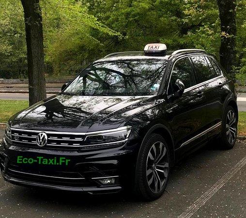 Eco Taxi Bordeaux Gironde 🚕☘