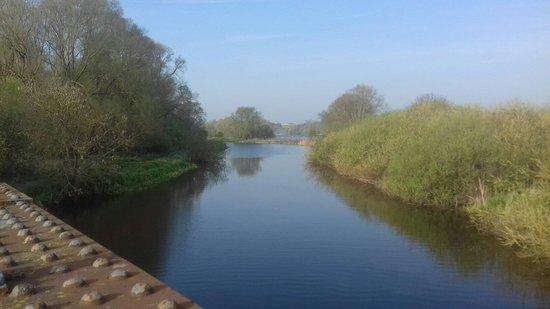 The Irthlingborough to Thrapston Walk