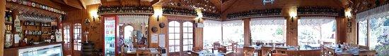 Puerto Octay, Chile: Lugar muy acogedor, excelente servicio, deliciosos sándwich y kuchen un paisaje y vistas al lago Llanquihue, además cuenta con souvenir