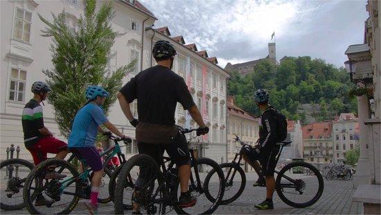 Ljubljana active trips