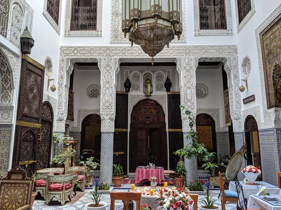 Amazing Riad with Incredible Service!