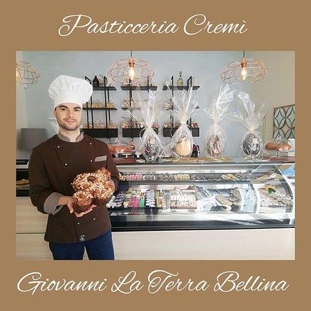 Cremì produzione propria - Pasticceria Pozzallo !!!