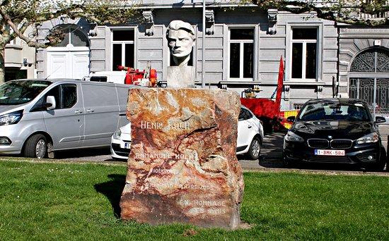 Buste d'Henri Koch