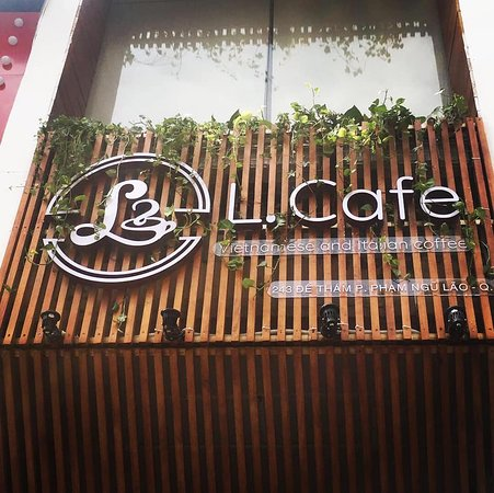 L. cafe - Vietnamese and Italian coffee