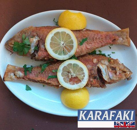 Karafaki London: FRESH FISH