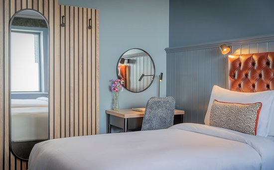 Thoughtfully decorated rooms