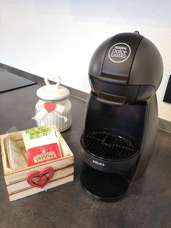 Caffè in tutti gli appartamenti