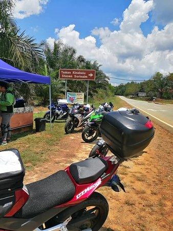 Kota Marudu, Malezja: Sorinsim Sub Station Kinabalu National Park