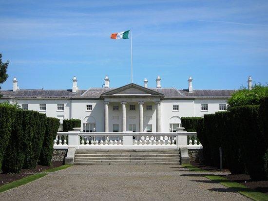 爱尔兰白宫