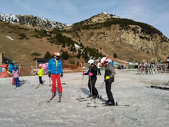 Skicenter Cerler Formigal