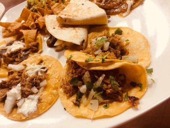 Buenísimo restaurante mexicano