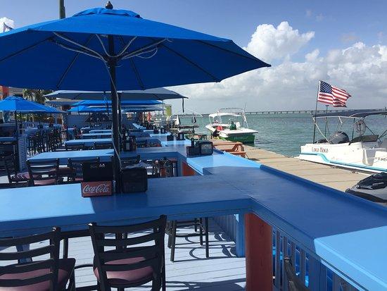 Lobo Del Mar Cafe South Padre Island Menu Prices