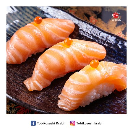- Salmon Trio -