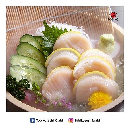 - Hokkaido Sashimi -