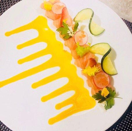 Ottimo ristorante di Sushi a Roma