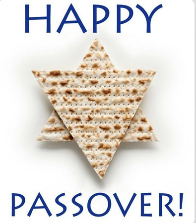 today is Passover🍷