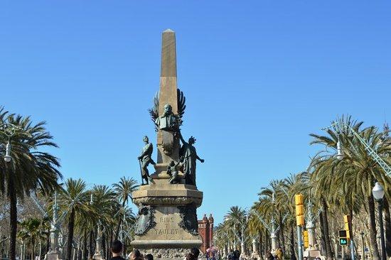 Monumento a Rius i Taulet