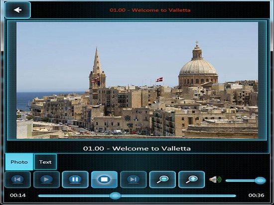 Valletta Audio Guide