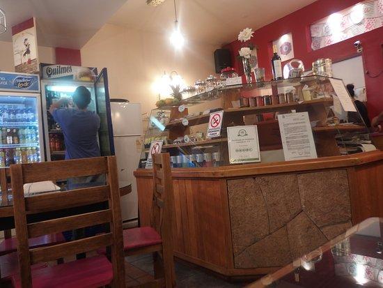 Corazon Contento: Interior del local 2