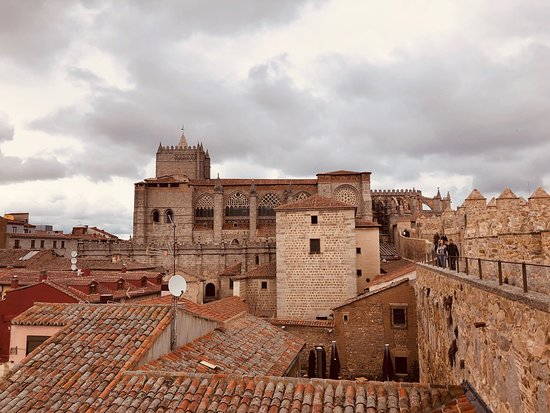 Casco Historico de Avila