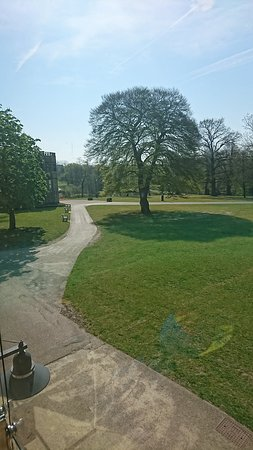 Astley Hall: view