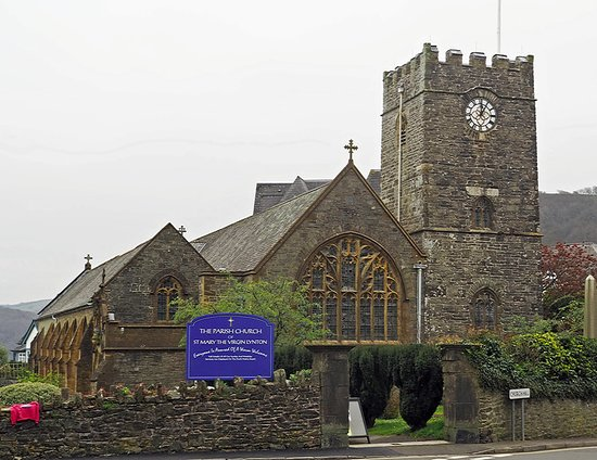 ‪Parish Church Of St Mary The Virgin‬