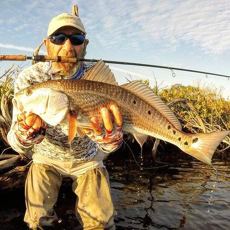 Ozello, فلوريدا: Muti spot Redfish