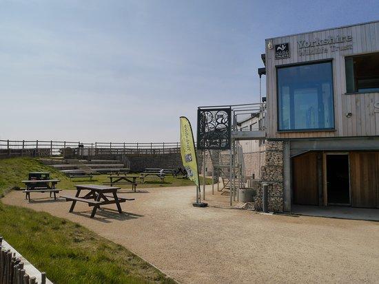 Spurn Discovery Centre.