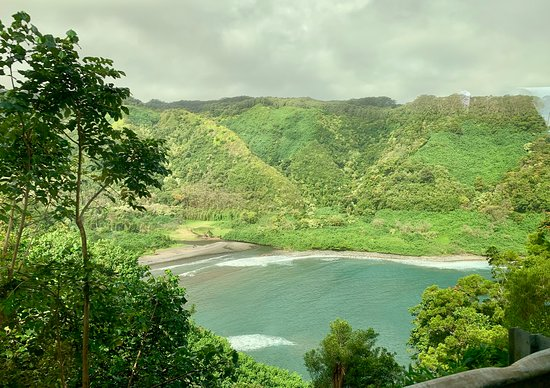 Road To Hana Tour: Beautiful scenery along the way!