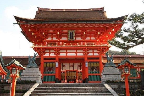 從大阪到伏見見大社,三十三間堂和清水寺的京都下午遊