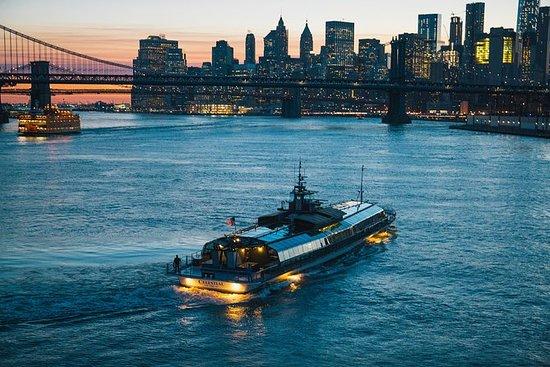 Dîner et croisière Bateaux New York