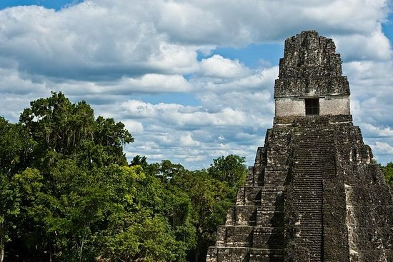Tikal Day Trip by Air from Antigua...