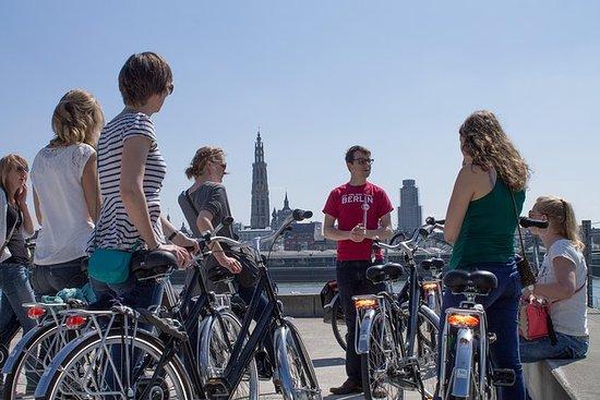 3-timers Antwerp Bike Tour