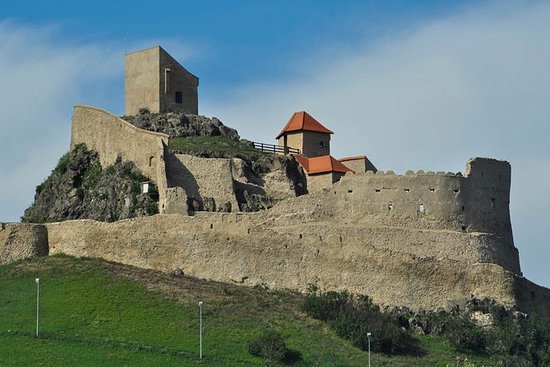 Sighisoara, Rupea Festung und Viscri...