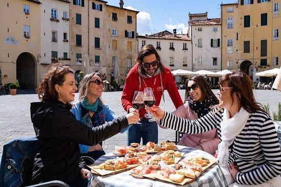 Lucca Aperitivo Tour mit Weinprobe...