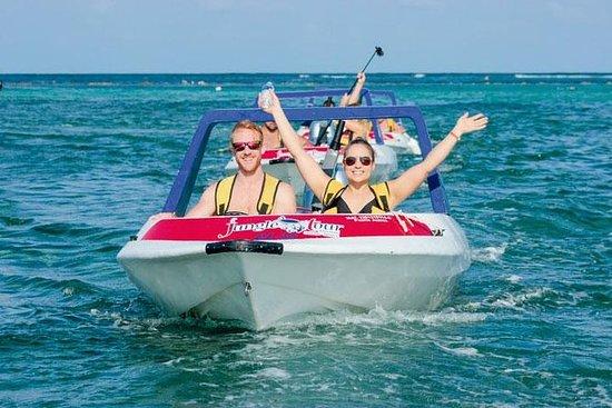 Aventure dans la jungle à Cancún...