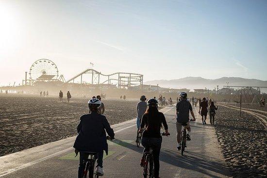Visite en vélo à Santa Monica et à...