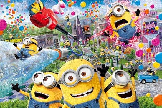 Universal Studios Japan, pass per 1