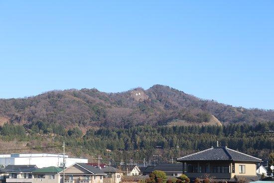 足利市, 栃木県, 大小山